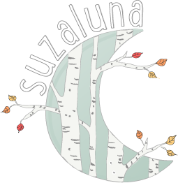 Suzaluna - logo and identity