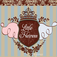 Little Heiress-web design